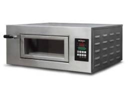 Forno de lastro elétrico temperatura 0 á 450 graus pizzas e salgados - lucas