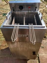 Fritadeira elétrica 220v