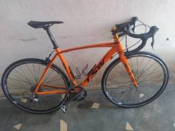 Bike Tsw Speed Tr 10 - Laranja