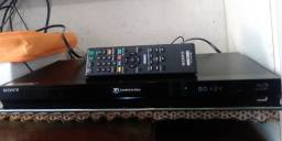 Blu-ray player Sony 3D novinho