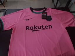 Camisa Barcelona terceiro uniforme