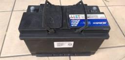 Bateria 80 ampéres EFB Start Stop Nova sem uso