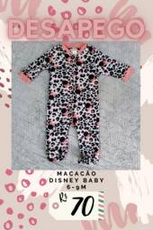 Macacão disney baby