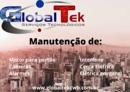 Manutenção em Interfones e Motores 41-3605-3253