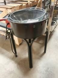 Fritador Tacho Fritadeira PR 14E elétrica 14 litros Progás