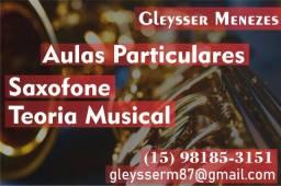 Aulas de Saxofone (presencial ou Online)