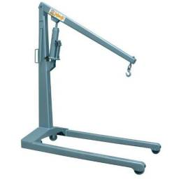 Guincho 500kg tipo girafa - ribeiro equipamentos