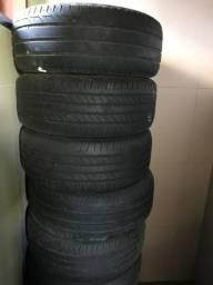 Pneu Pneus Bridgestone Turanza ER 33 215/50 R17 91v