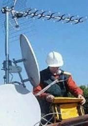 Técnico de antenas de TV - todas as antenas