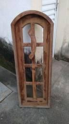Vitrô imperial de angelim - Modelo vidrinho (NOVO)