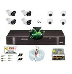 Sistema de câmeras (CFTV)