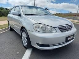 Toyota/Corolla - XEI - 1.8 FLEX - 2008 - Completo !!
