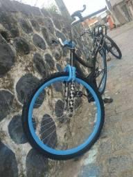 Bicicleta aro 26 rebaixada (fixa)