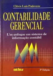 Contabilidade Gerencial - Clóvis Luís Padoveze