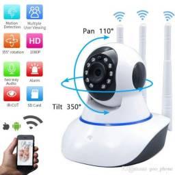 Camera Wi-fi 3 antenas
