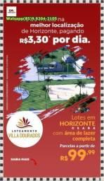 Título do anúncio: Ligue já, invista ::Loteamento Villa Dourados::
