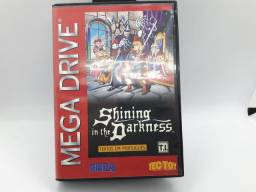 Shining in the darkness br mega drive