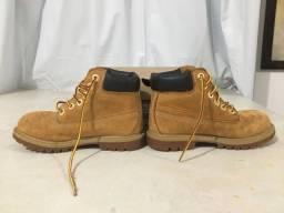 Bota Infantil Yellow Boot Timberland Tamanho 28