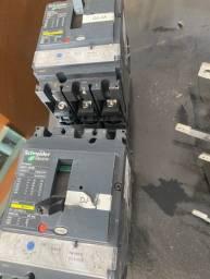Djuntores 160 e 250 amperes