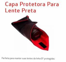 Capa protetora para lentes - Canon