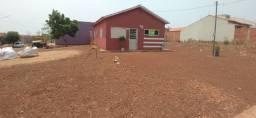 Alugo essa casa no residencial novo 500 reais