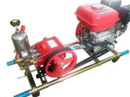 Lavadora gasolina 7hp hf22 vap alta pressão ou puverização agrícola industrial