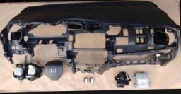 Kit airbag completo Honda Fit 2015 2016 2017 2018