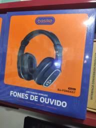 Super fones de ouvido wireless. Cometa Celular Anápolis