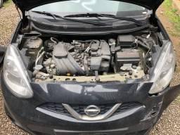 Motor Nissan March Versa 1.0 3 cilindros Original