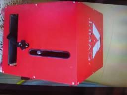 Máquina de personalizar chinelo