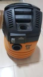 Aspirador de pó WAP 1600 biturbo 220v