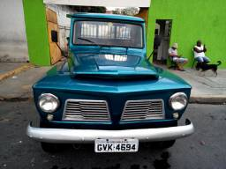 F-75 PICK-UP WILLIS 4X4 1962/1962