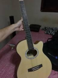 Violão Gianinni Troco por Sax