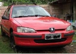 Peugeot 106 - ano/modelo 2001 (aceito troca por moto)