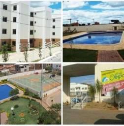 Apartamento de 2 quartos no condomínio Monte Olimpo no bairro planalto