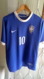 Camisa da seleção brasileira - Uniforme 2