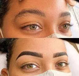 Ana design de sobrancelhas