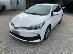 Corolla GLI AUTOMÁTICO - 2018/2018 - 66.000 km
