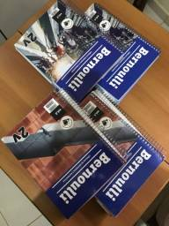 Título do anúncio: Coleção Apostilas Bernoulli 2v