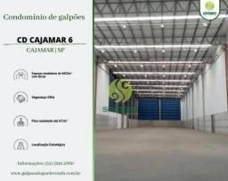 Galpão para alugar em Cajamar/SP