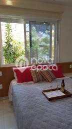 Apartamento à venda com 1 dormitórios em Ipanema, Rio de janeiro cod:CP1AP26355