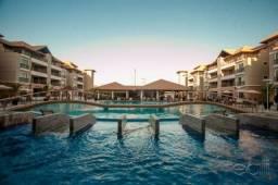 Apartamento à venda com 2 dormitórios em Porto das dunas, Aquiraz cod:RL616