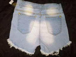 Shorts Sal e Pimenta
