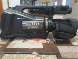 Filmadora Panasonic Profissional