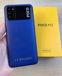 Ótima chance de adquirir o lançamento da Xiaomi - SmartPhone Poco com 64 gigas de memória