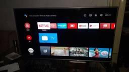 TV tcl modelo 50p8m  semi nova