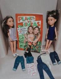 Vendo bonecas Planeta das Gêmeas