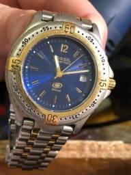 Relógio Fossil Blue
