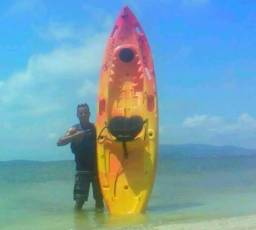 Caiaque Top Hunter Fishing Aluguel ou Venda