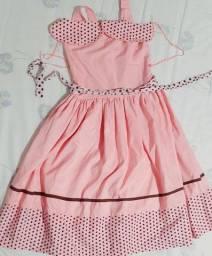 Vestido usado semi novo